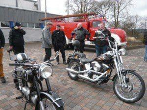 Oldtimertreff März 2015 - Stadthalle Attendorn