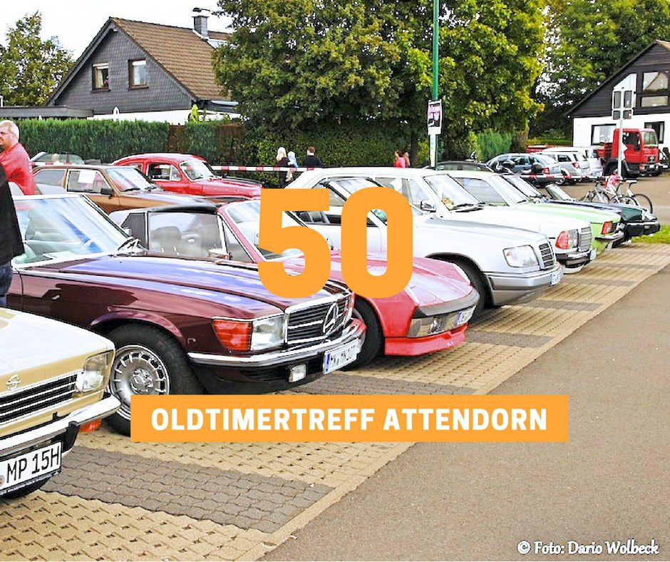 50. Oldtimertreff Attendorn