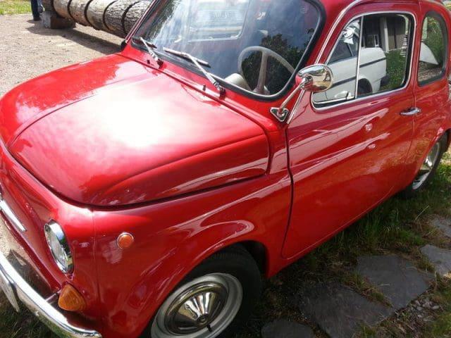 Fiat 500 - Oldtimertreff Attendorn
