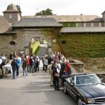 Drei-Stammtische-Treffen an Burg Schnellenberg