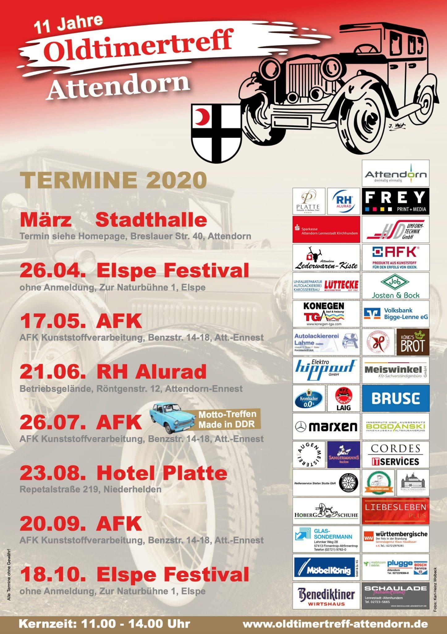 Elspe festival 2020