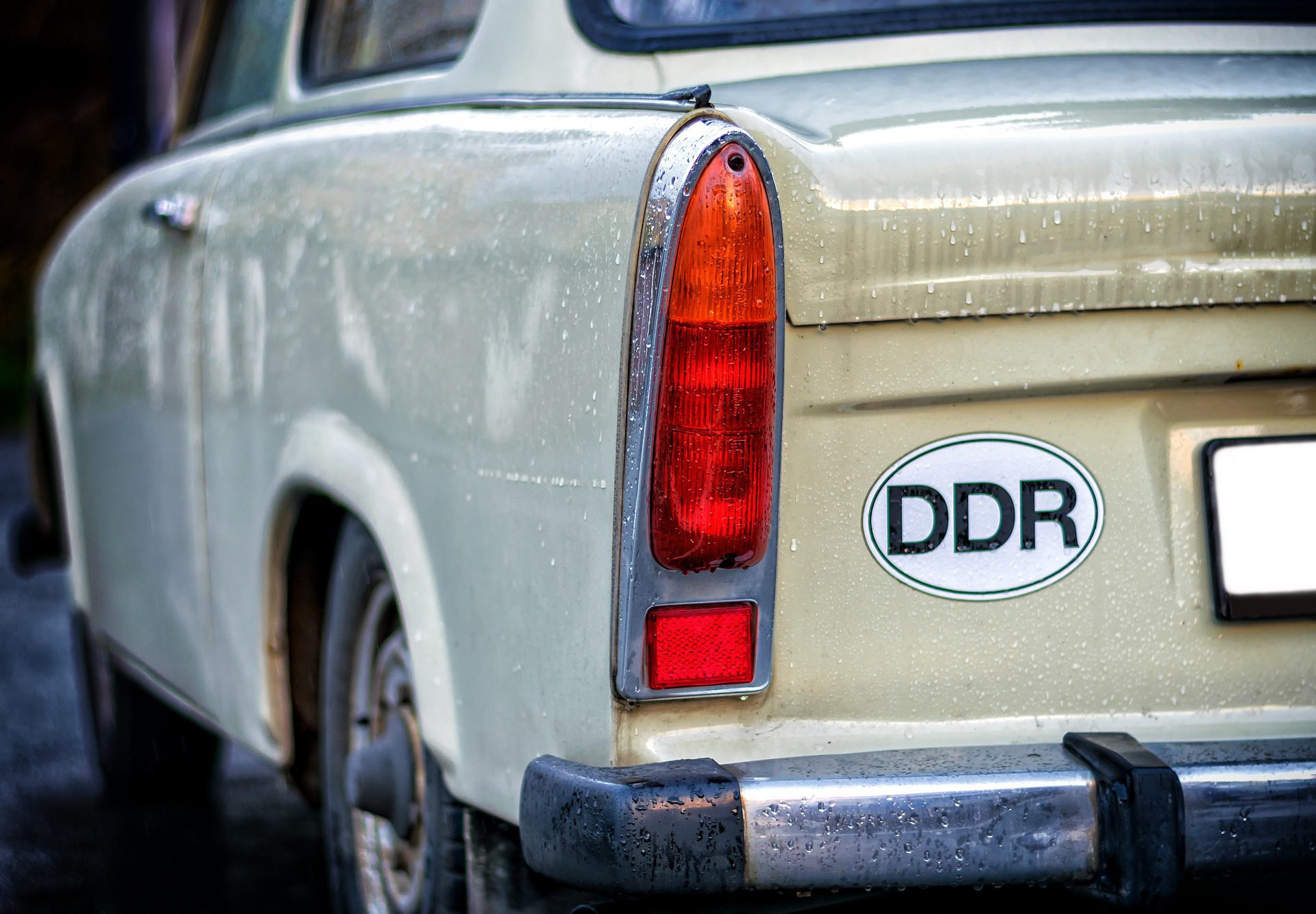 Made in DDR - Trabant